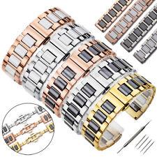 20/22mm Ceramics Band Strap For Samsung Galaxy Watch/Gear S3/Huawei/Vivoactive 3
