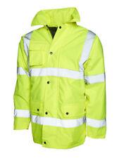 Warnschutzjacke 7 Warnschutz-Jacke, Warngelb