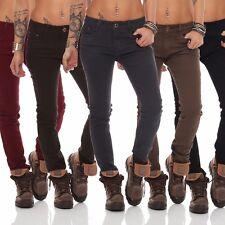 10774 Sexy Jeans Röhrenhose pants Hose Damenjeans Gr. 36-44