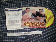 CD Punk Goldfinger - 99 Red Balloons  (1 Song) MOJO MOTOR + presskit Nena