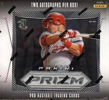 2012 Panini Prizm Baseball - Pick A Player