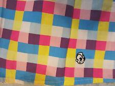 Kidrobot Dunny Gingham Button-Up Shirt  MEDIUM NEW RARE