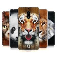 HEAD CASE DESIGNS ANIMAL FACES SOFT GEL CASE FOR NOKIA PHONES 1