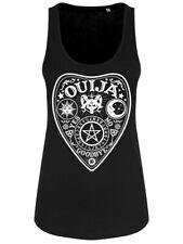 Mystic Ouija Floaty Tank Women's Black Vest