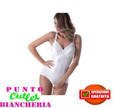 BODY MODELLATORE CHARME CONTENITIVO MODELLANTI COPPA C COL. NERO BIANCO BEIGE
