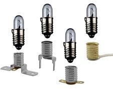 16Volt 0,64Watt 40mA WireThinX Kleinstlampe Röhrenlampe Sockel E5,5 4,7x15mm