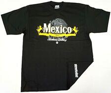 STREETWISE VIVA MEXICO T-shirt Urban Streetwear Tee Mens L-4XL Black NWT