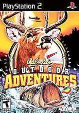 Cabela's Outdoor Adventures (Sony PlayStation 2, 2005)