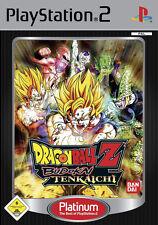 Dragon Ball Z: Budokai Tenkaichi (Sony PlayStation 2, DVD-Box)