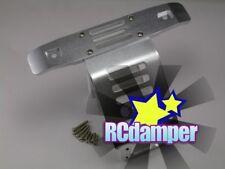 ALUMINUM REAR BUMPER GUARD S TEAM ASSOCIATED MONSTER GT .21 4.6 8.0 MGT RIVAL MT