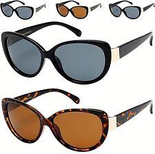 New Polarized Sunglasses Ladies Womens Round Oval Driving Cat Eye Retro UV400