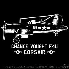Chance Vought F4U Corsair United States Navy Marine Corps WW2 Fight Shirt NFT289