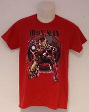 camiseta Original Hierro Man Rojo Marvel Novedad 2015 todas las tallas Avengers