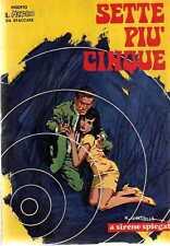 SUPPL.MONELLO-N° 33 ANNO 1972 (SERIE A SIRENE SPIEGATE)