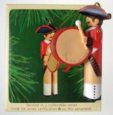 1983 Clothespin Soldier Hallmark Ornament American # 2