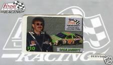 1994 FINISH LINE RACING PHONE CARD DALE JARRETT #/1800