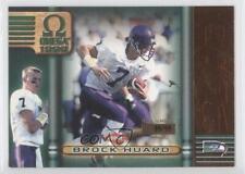 1999 Pacific Omega Copper #215 Brock Huard Seattle Seahawks Rookie Football Card