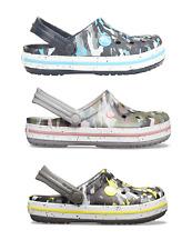 Crocs Crocband Camo Specialist Clog Kids Pantolette Hausschuhe Sandalen