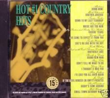 Hot #1 Country Hits CD Tanya Tucker Alabama Jackson