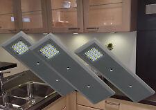 LED Unterbauleuchte Küchenleuchte Vitrinenleuchten Möbelleuchten Set2475-76/4189