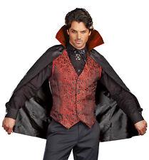 Love at First Bite Vampire Costume, Dreamgirl 7501, Men's 3 Piece, Size XL, XXL