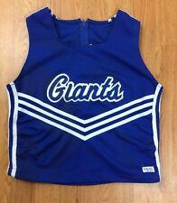 Cheerleading Tops-New York Giants-Youth & Adult Sizes- Halloween Costume