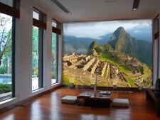 3D Machu Picchu Peru 8 Wall Paper Murals Wall Print Wall Wallpaper Mural AU Kyra