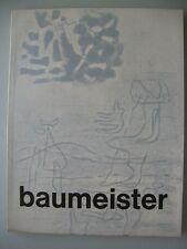 Willi Baumeister 1889-1955 Zeichnungen von 1969