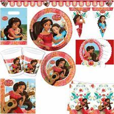 DISNEY ELENA VON avalor Party Festa di compleanno bambino principessa Set Party