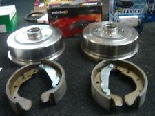 FIAT PUNTO GRANDE PUNTO 1.3D 1.9D REAR BRAKE DRUM REAR BRAKE SHOES FITTING KIT