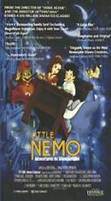 Little Nemo - Adventures in Slumberland (VHS)