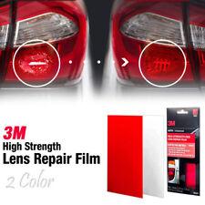 Car Exterior Broken Lamp Repair High Strength Film 2 Color for All Car