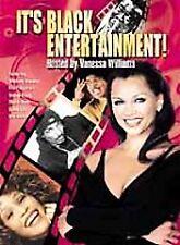 Its Black Entertainment (DVD, 2001) Vanessa Williams, Whitney Houston, M Jackson