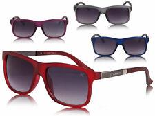 Sonnenbrille Nerdbrille Brille Retro Herren Damen Hornbrille (Loox-143 Davos)