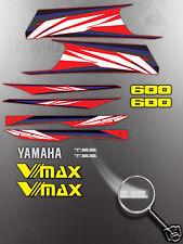 YAMAHA 1995 VMAX 600 DECAL GRAPHIC KIT LIKE NOS