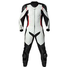 BMW Biker Cuir Costume Costume de motard en cuir Moto Cuir Veste Pantalon EU-50