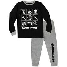 Battle Royale Pyjamas I Kids Battle Royale PJs I Battle Royale Gamer Pyjama Set