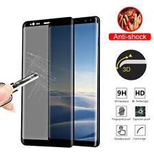 Intimidad Antimirones Protector de Pantalla Cristal Templado para Samsung Note 8