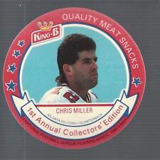 1989 King B Discs Football Card Pick