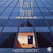 David Benoit - Urban Daydreams CD