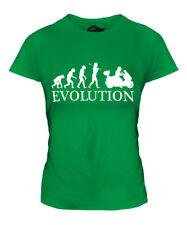 SCOOTER Evoluzione dell'Uomo Donna T-Shirt Tee Top Regalo Stunt
