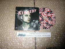 CD Pop Jens Friebe - Kennedy (1 Song) Promo ZICKZACK LABELS