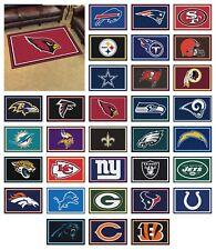 NFL - Rug Football Team Logo 4' x 6'