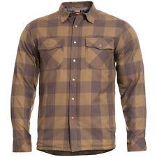 Pentagon Bliss Flannel Jacket Mens Soft Travel Fleece Warm Work Casual TB Checks
