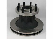 Front Brake Rotor and Hub Assembly For 94-99 Dodge Ram 3500 RWD QT35V9