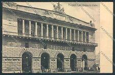 Napoli Teatro San Carlo cartolina D5800 SZD