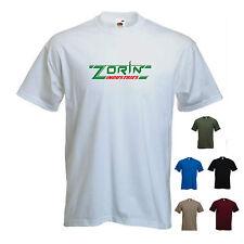 « Zorin industrias « A View To A Kill James Bond película divertida camiseta TEE