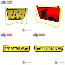 Tandem NBN T Telecommunication Tools Road / Street Signs Traffic Control Signage