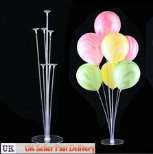 2 Set Table Balloon Stand Kit Birthday Party Wedding  Decorations Balloon Holder