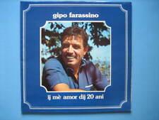"GIPO Farassino ""IJ me Amor dij 20 Ani"" LP Orig New!!!"